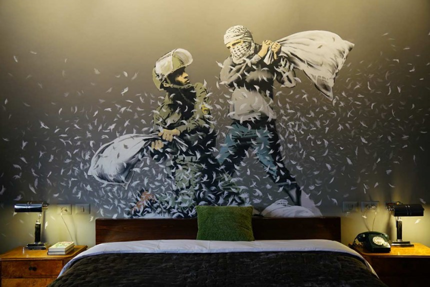 Banksy-Walled-Off-Hotel-2017-7