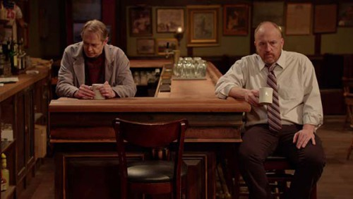 Louie Horace and Pete