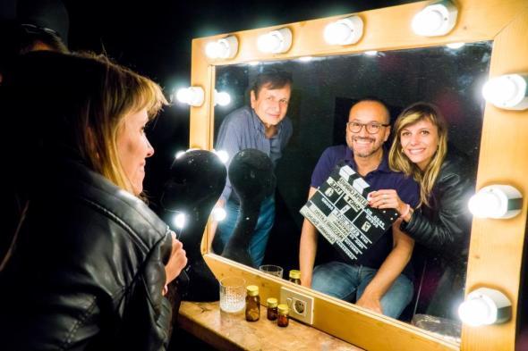 lo specchio è pronto, autociak per Giovanni, Massimo e Tiziana