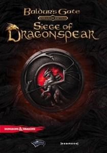 Baldur's Gate: Siege of Dragonspear - Il logo della produzione