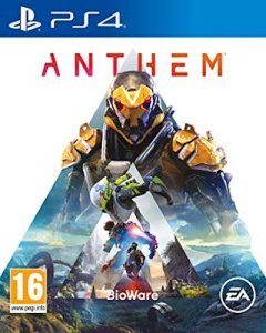 Anthem (PS4), il packshot del titolo