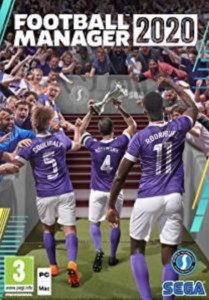 Football Manager 2020 (PC) - Il packshot del gioco