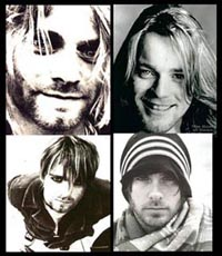 Ewan McGregor e Jared Leto VS Kurt Cobain