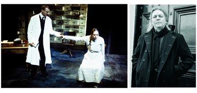 Ralph Fiennes a teatro conThe Talking Cure di Hampton