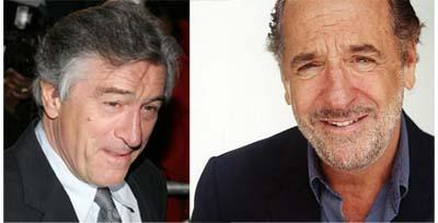 Robert De Niro VS Art Linsen
