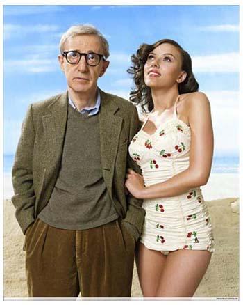 Woody Allen & Scarlett Johansson