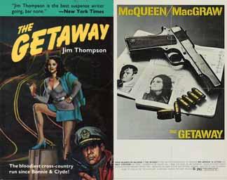The Getaway film e romanzo