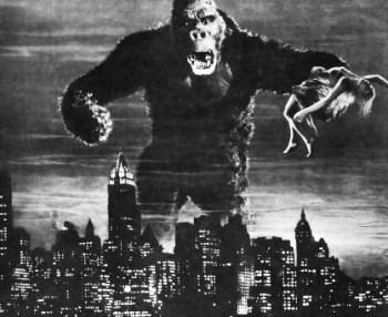 la Grande Scimmia, King Kong