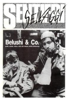 Sentieri selvaggi, primo numero aprile 1988
