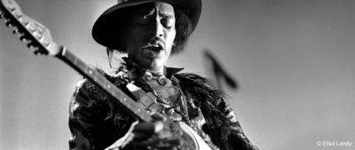 Seven ages of rock - Jimi Hendrix