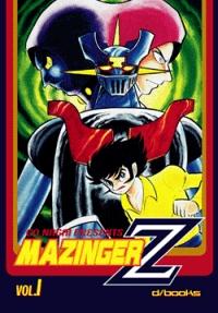 Mazinga Z di Go Nagai volume 1