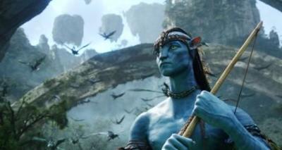 Jake Sully su Pandora in Avatar