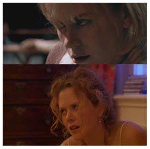 Nicole Kidman in Dogville e Eyes Wide Shut