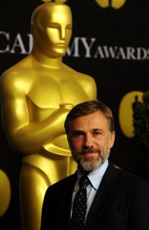 Christoph Waltz agli Oscar
