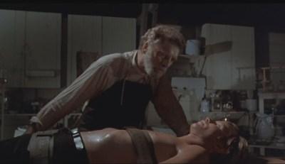 Burt Lancaster e Michael York