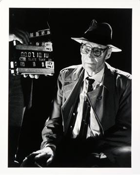 William Burroughs: The Man Within. Un documentario di Yony Leyser. Foto di Oscilloscope Laboratories.