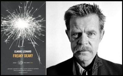 William H. Macy in Freaky Deaky, da un romanzo di Elmore Leonard