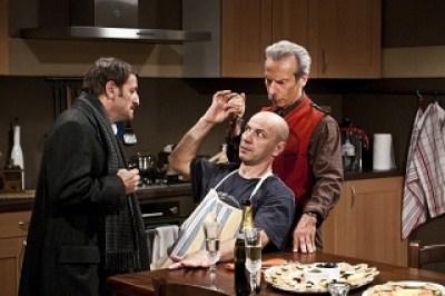 Aldo, Giovanni e Giacomo ne La banda dei Babbi Natale in testa al Box Office ITALIA