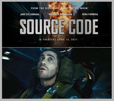 Jake Gyllenhaal in SOURCE CODE di Duncan Jones