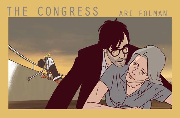 THE CONGRESS di Ari Folman, ispirato al romanzo di Stanislaw Lem