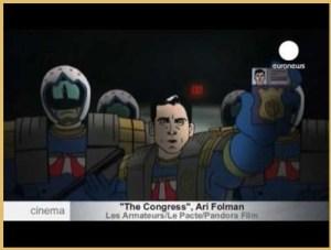 THE CONGRESS di Ari Folman, featurette video