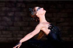 Il cigno nero, Natalie Portman in una scena del film