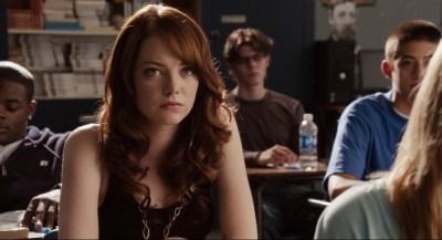Emma Stone in Easy Girl di Will Gluck