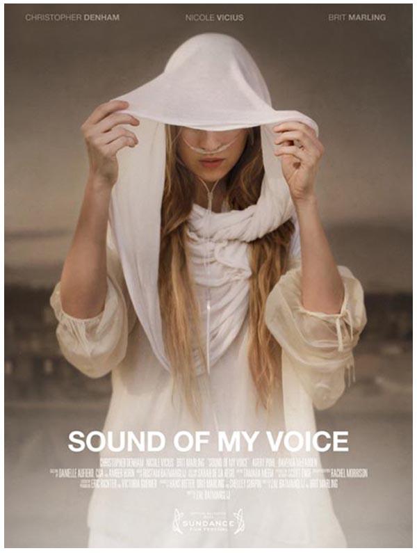 Brit Marling in SOUND OF MY VOICE di Zal Batmanglij