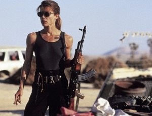 Sarah Connor - Terminator 2