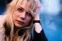 Michelle Williams nel ruolo di Cindy nel film Blue Valentine