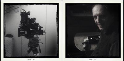 DRACULA 3D di Dario Argento - set