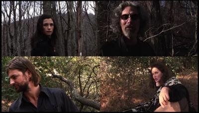 Alcuni attori di IN THE WOODS di Jennifer Elster
