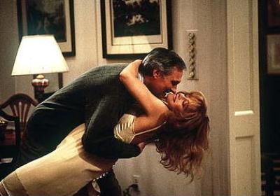 Alan Alda e Goldie Hawn in Tutti dicono i love you di Woody Allen