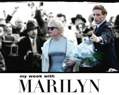 My week with Marilyn - trailer e foto