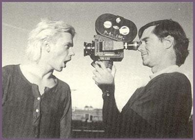 River Phoenix con Gus Van Sant