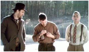 Jason Clarke, Tom Hardy e Shia LaBeouf in WETTEST COUNTY di John Hillcoat, atteso a Venezia 69