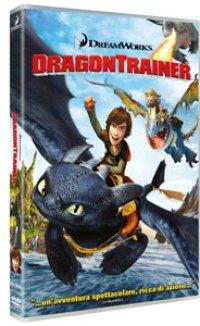 DVD Dragon Trainer