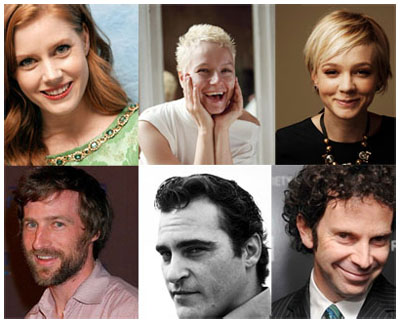 Il cast del nuovo film di Spike Jonze e Charlie Kaufman: Amy Adams, Samantha Morton, Carey Mulligan, Joaquin Phoenix