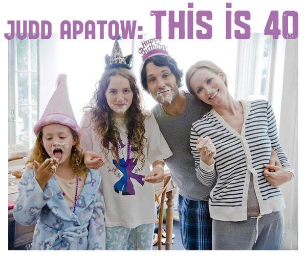 Leslie Mann, Paul Rudd e le figlie di Judd Apatow nella nuova commedia THIS IS FORTY