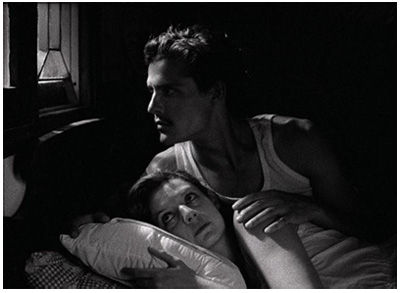 Carloto Cotta e Ana Moreira in TABU di Miguel Gomes