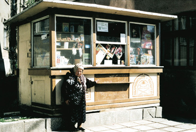 Die Mitte (The Center) documentario di Stanislaw Mucha