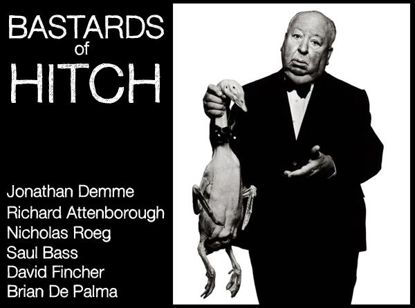 Bastards of Hitch: sei film influenzati dal maestro della suspense