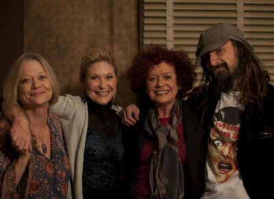 The Lords Of Salem - Rob Zombie sul set con le sue attrici