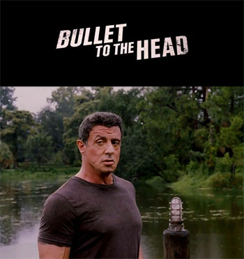 Bullet To The Head: Walter Hill + Sly, trailer e foto