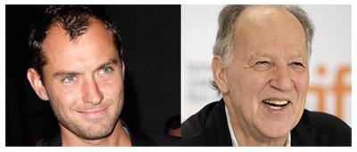 Jude Law per Werner Herzog