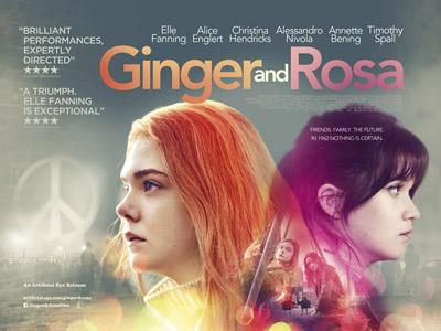 Ginger and Rosa di Sally Potter al 30° Torino Film Festival