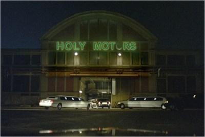 HOLY MOTORS - Torino xxx