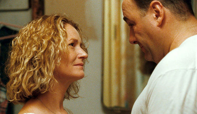James Gandolfini e Melissa Leo in Welcome to the Rileys, di Jake Scott