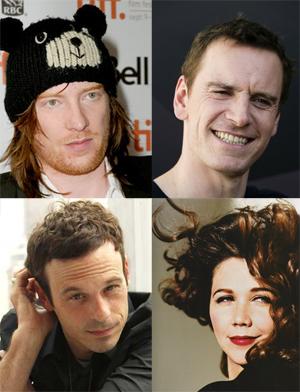 FRANK: nel cast Domhnall Gleeson, Michael Fassbender, Maggie Gyllenhaal e Scoot McNairy