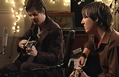 Paul Thomas Anderson, Elliott Smith & Brad Mehldau: un filmato del 2000